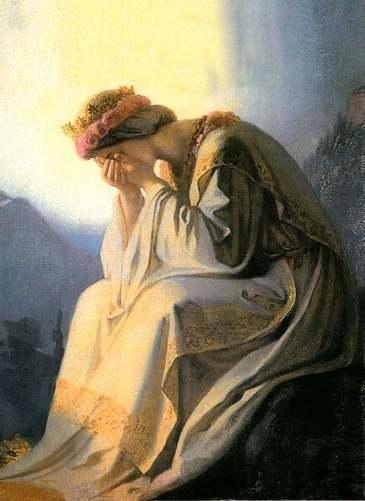 Nuestra Señora de La Salette.