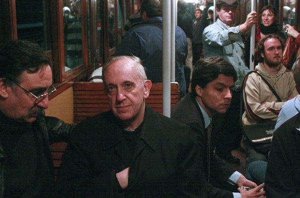 El-cardenal-Jorge-Bergoglio