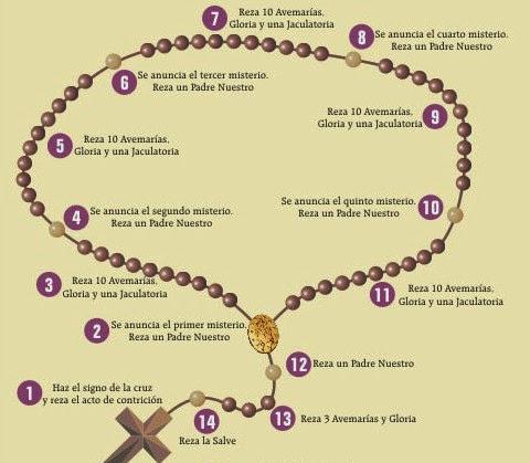 El verdadero Rosario católico (httpsforocatolico.wordpress.com20171014 el-verdadero-rosario-catolico)