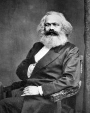 Karl Marx - Signo o mudra de la Mano Oculta