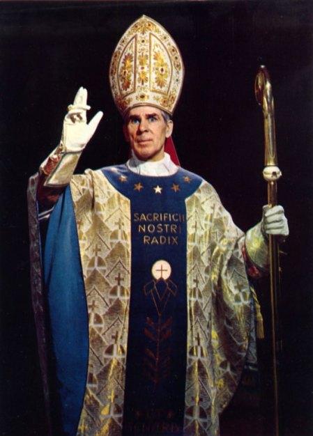 Obispo Fulton Sheen