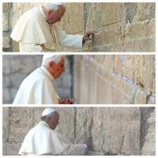 Papas judíos y masones