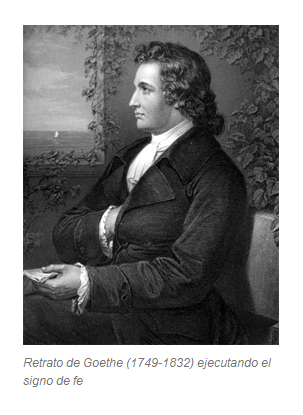 Signo de fe (Goethe) (Hide Hand) 04