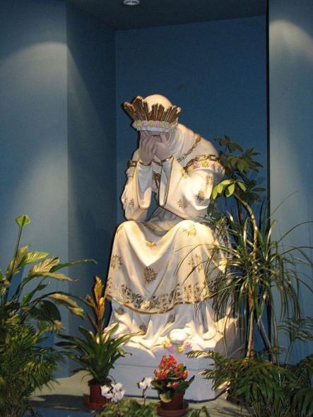 Virgen de La Salette (Francia)