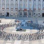 Rito ritual masón gobierno España Palacio Real (1)