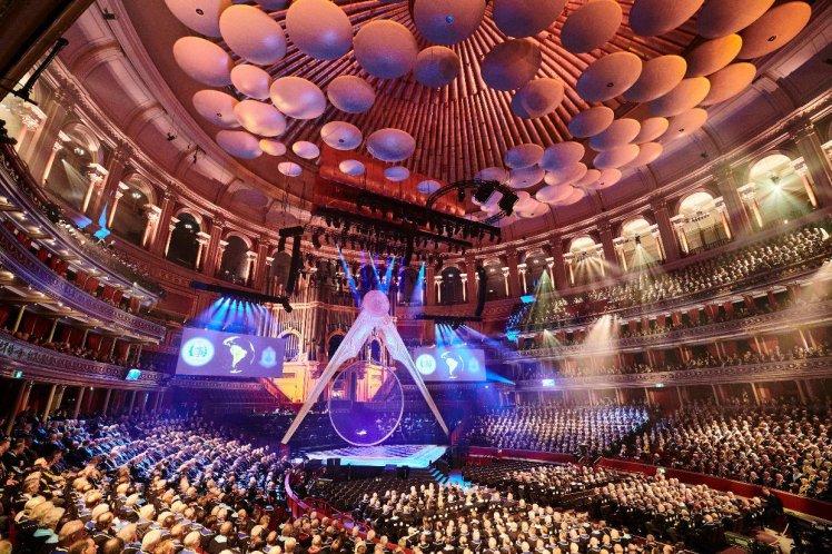 Reino Unido 2018 - Masonic Royal Albert Hall in London (Logias británicas) 04