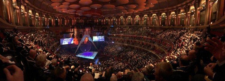 Royal Albert Hall in London 00