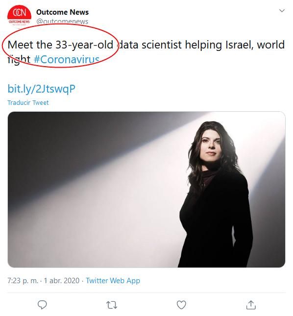16 Screenshot_2020-04-02 (18) Outcome News en Twitter Meet the 33-year-old data scientist helping Israel, world fight #Coronav[...]