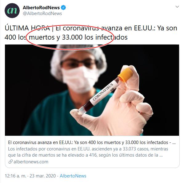 42a Screenshot_2020-04-02 (16) AlbertoRodNews en Twitter ÚLTIMA HORA El coronavirus avanza en EE UU Ya son 400 los muertos y 33[...]