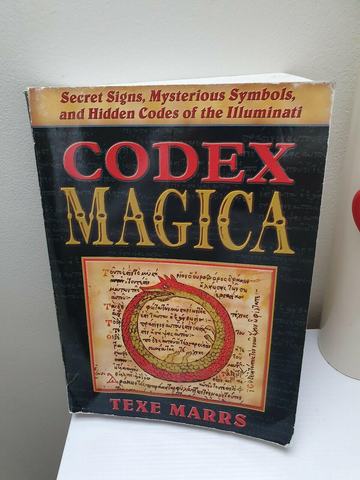Codex Magica de Texe Marrs 1